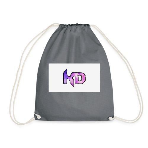 killerdanny04's logo - Drawstring Bag