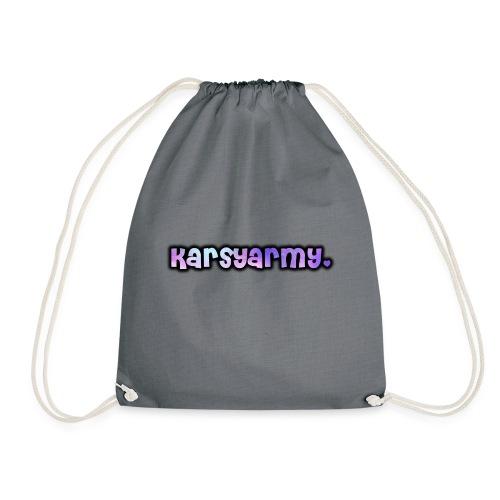 T Shirt Karsyarmy♥ - Turnbeutel