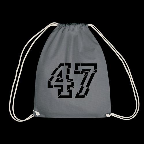 47 broken - Turnbeutel