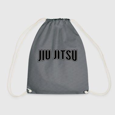 jiu jitsu - Drawstring Bag