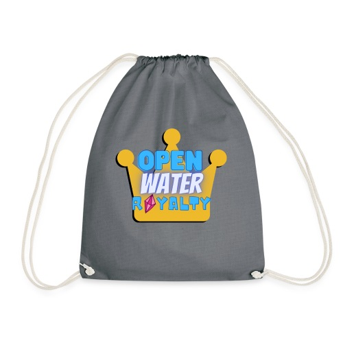 Open Water Royalty - Drawstring Bag