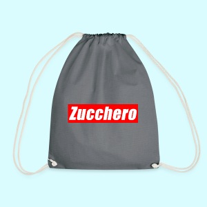 Zucchero Box Red - Drawstring Bag