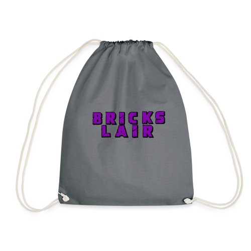 BrickslairLogoMerch - Drawstring Bag