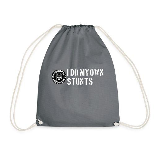 stunts - Drawstring Bag