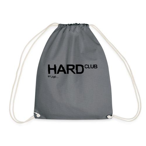 HardClub Black - Turnbeutel