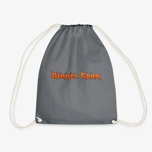 GG-GingerGang - Drawstring Bag