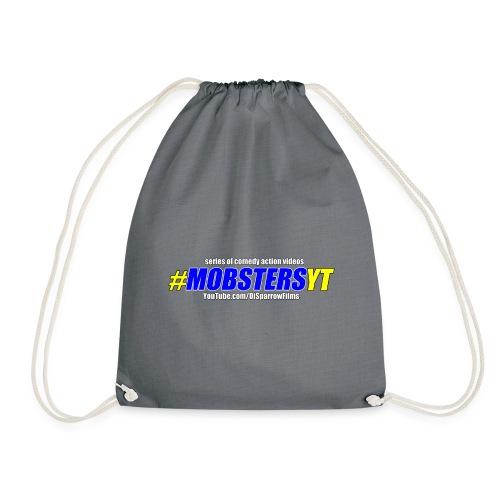 Official MOBSTERS logo titles - Drawstring Bag