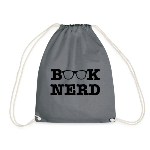 Book nerd - Gymbag