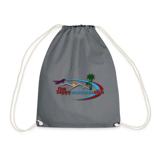 The Happy Wanderer Club - Drawstring Bag