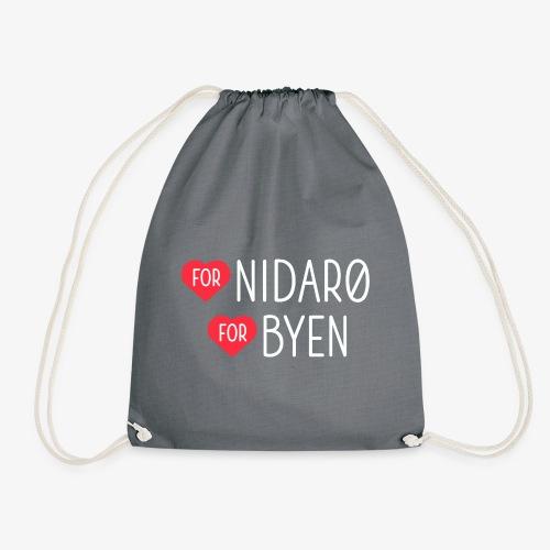 Hjerte for Nidarø - Hjerte for Byen - Gymbag
