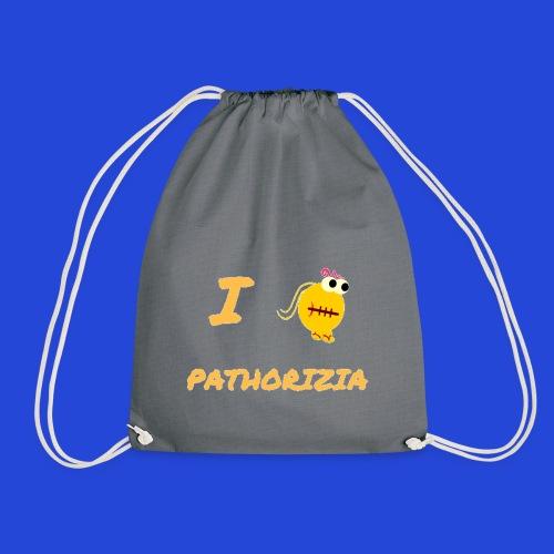 Love Pathorizia - Sacca sportiva