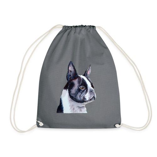 boston terrier - Sportstaske