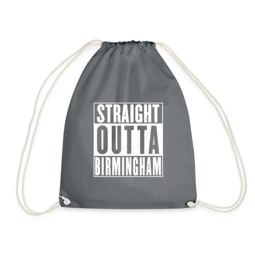 Straight Outta Birmingham - Drawstring Bag