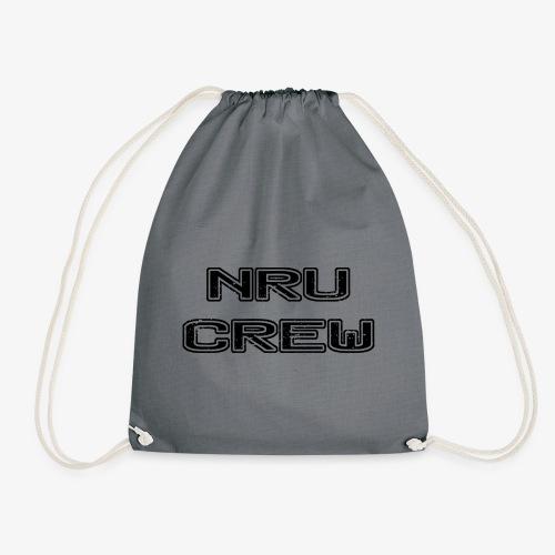NRU Crew - Drawstring Bag