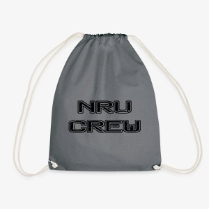 NRU Crew - Drawstring Bag