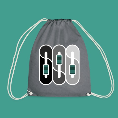 Silverman Sound Studios Logo - Drawstring Bag