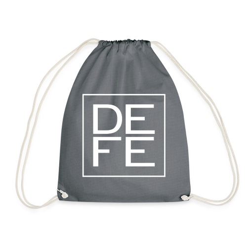 defelogo - Drawstring Bag