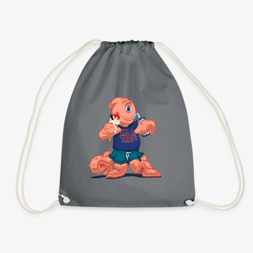 Ackbar's Biggest Fan - Drawstring Bag