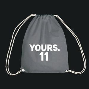 HOODY YOURS 11 - Gymtas