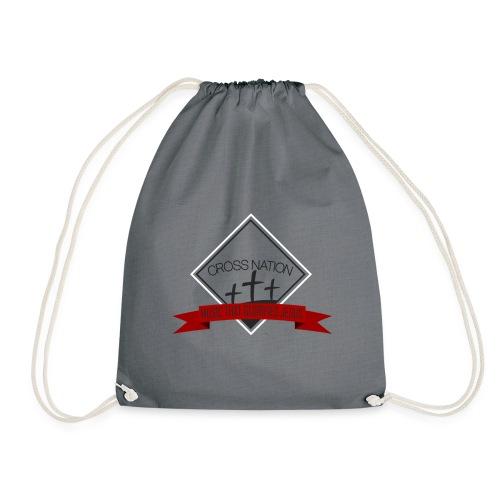 Cross Nation 2017 - Drawstring Bag