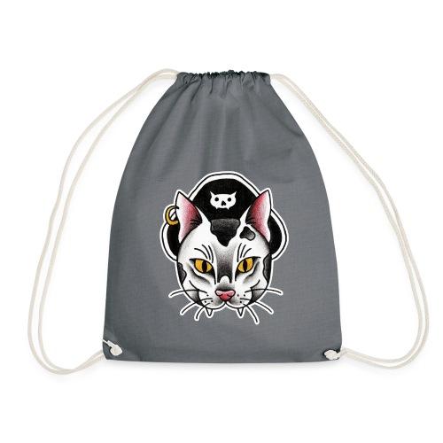 Piratecat - Sacca sportiva