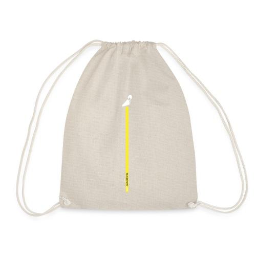 yellow line - Sacca sportiva