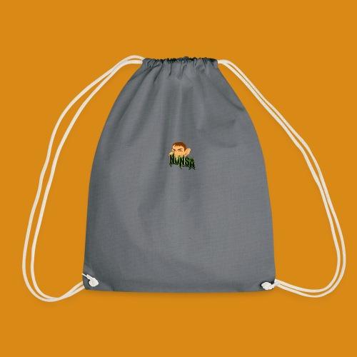 NUNSA com Caricatura - Drawstring Bag