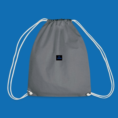 It's Charles - Drawstring Bag