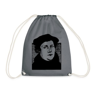 Plain Luther - Drawstring Bag