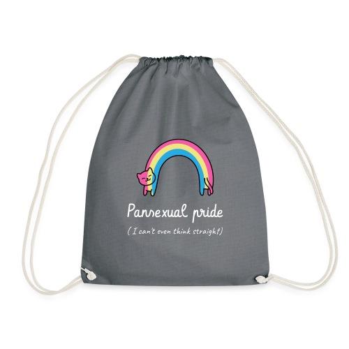 Pansexual Pride   Orgullo LGBTIQ - Mochila saco