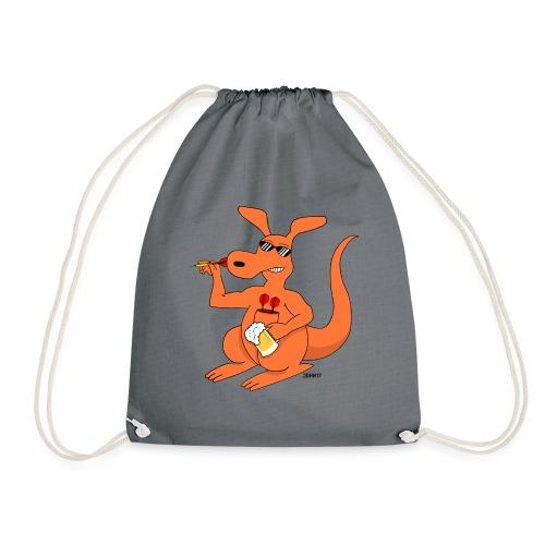 Johntastisch Kangaroo - Turnbeutel