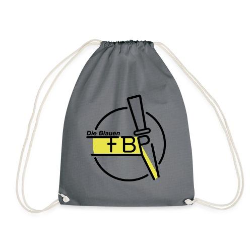 FBP Logo, offizielles Logo der Freibierpartei - Turnbeutel