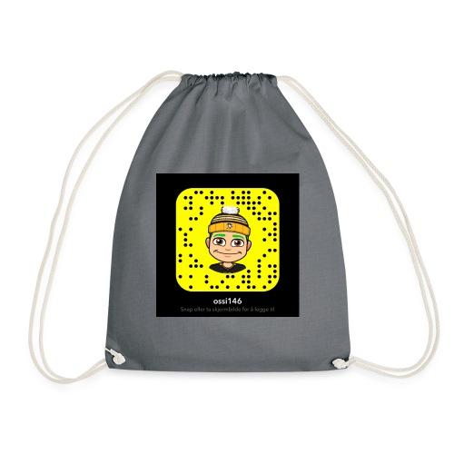 ADDIOSSI - Gymbag
