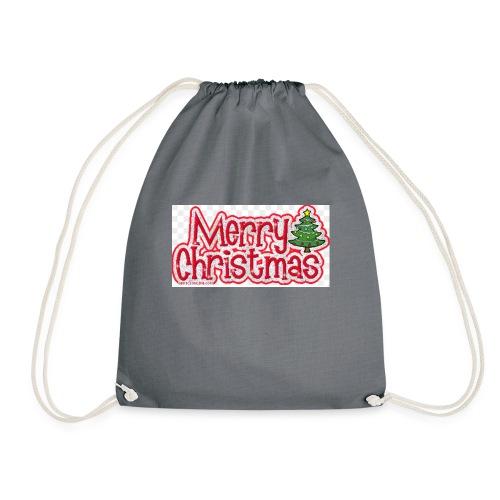 Weihnachtsprodukt - Turnbeutel