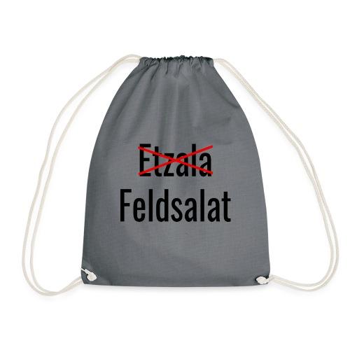 Etzala - Feldsalat - Shirt - Theophil-Nerds - Turnbeutel