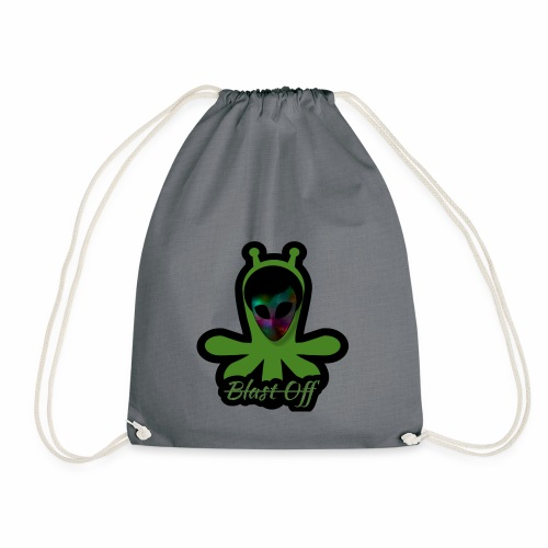 Blast Off - Drawstring Bag