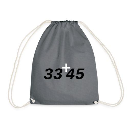 33 45 RPM - Turnbeutel