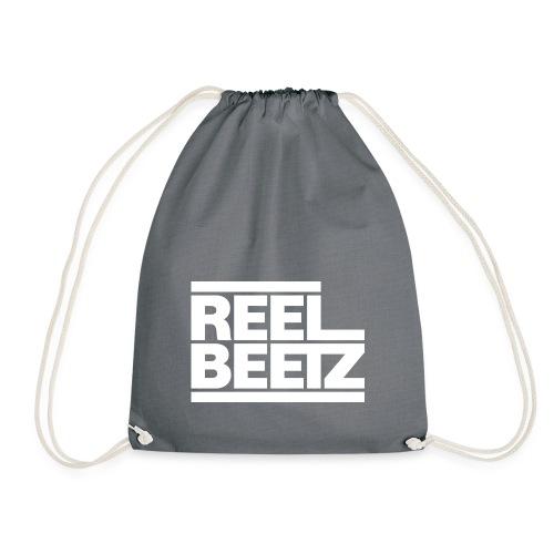 REEL BEETZ Weiss - Turnbeutel