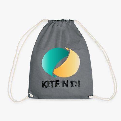 kitendi black - Sacca sportiva