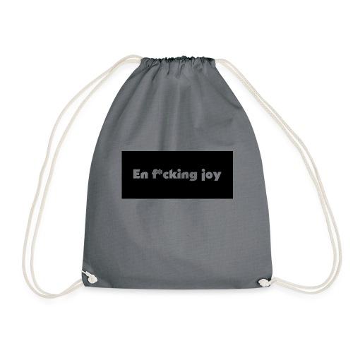 En f*cking joy - Gymnastikpåse