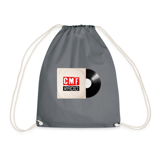 CMF RADIO VINYL RECORD - Drawstring Bag