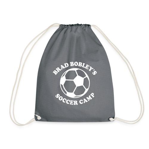 Soccer Camp Logo No Initial - Drawstring Bag