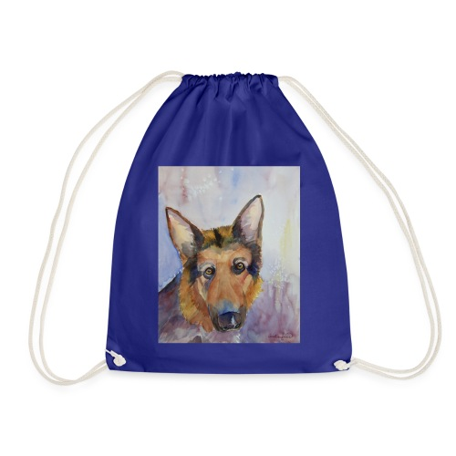 german shepherd wc - Sportstaske