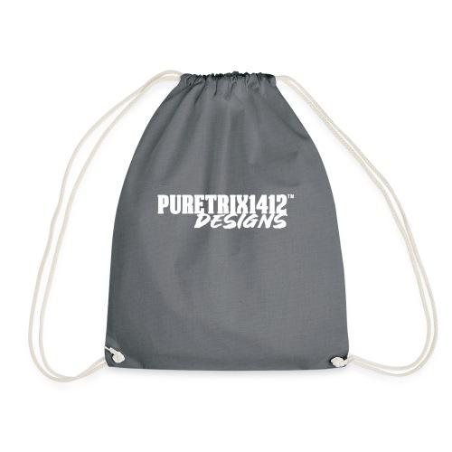 PuretrixTextLogo - Turnbeutel