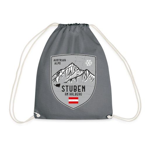 Stuben Österreich Wappen - Drawstring Bag