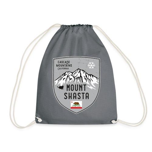 Shasta USA Wappen - Drawstring Bag