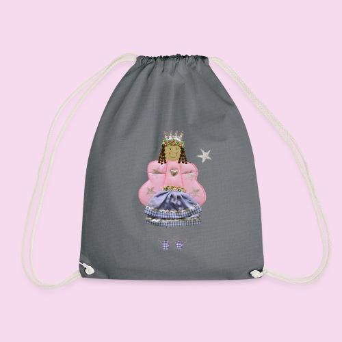 Airy Fairy Lavender - Drawstring Bag