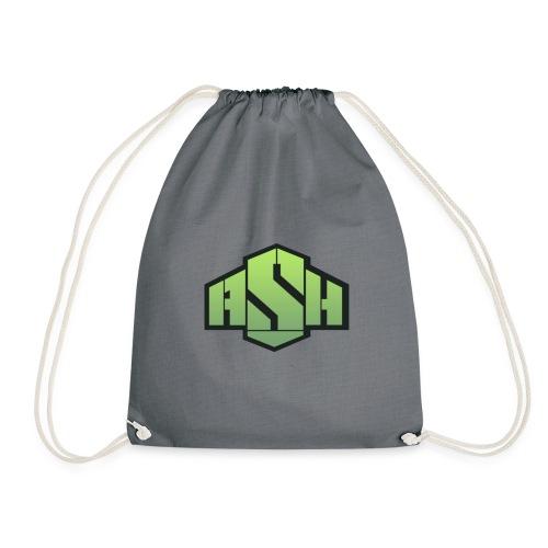 SxAshHowl,s Youtube merch - Drawstring Bag