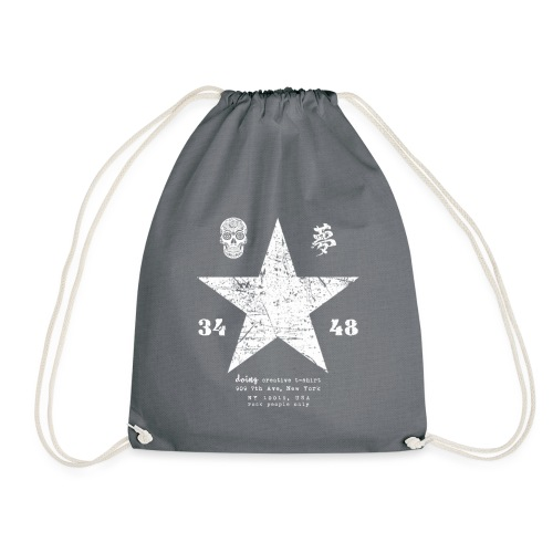 stella vintage - Sacca sportiva