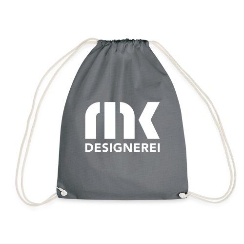 MK-Designerei (Logo) - Turnbeutel
